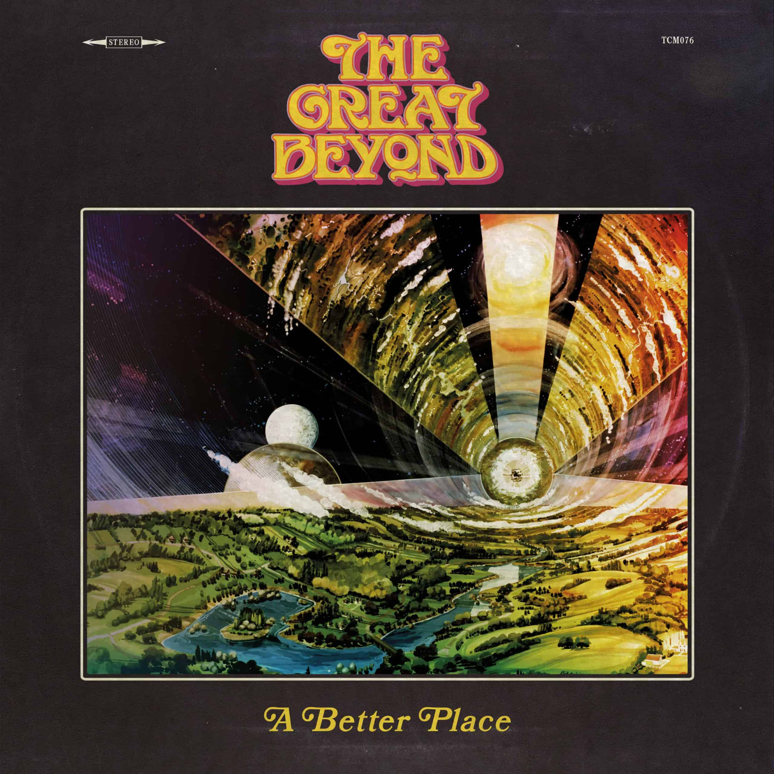 The Great Beyond A Better Place Cover