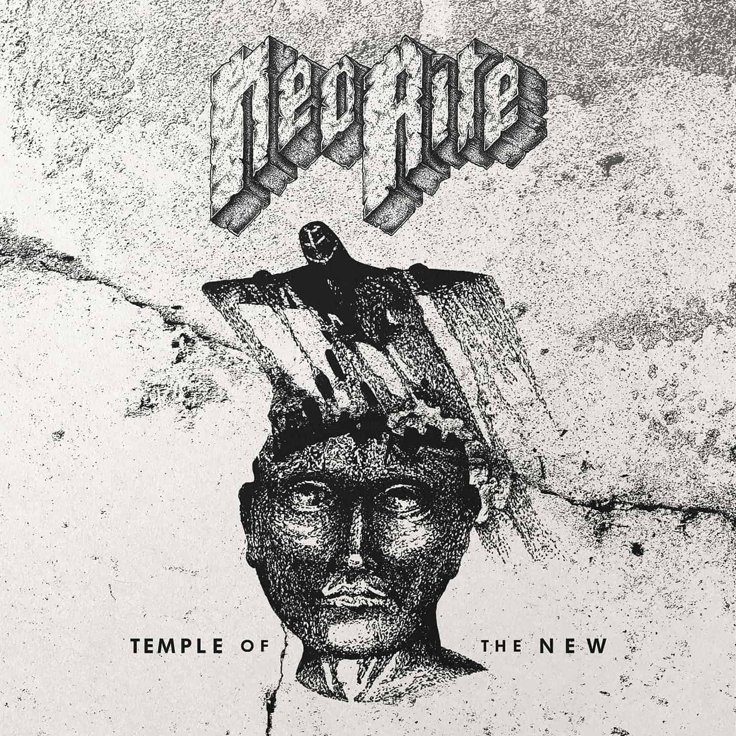 Neorite Temple Of The New Cover