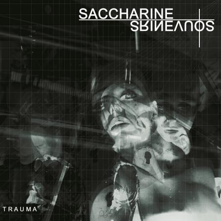 Saccharine Souvenirs Trauma Cover