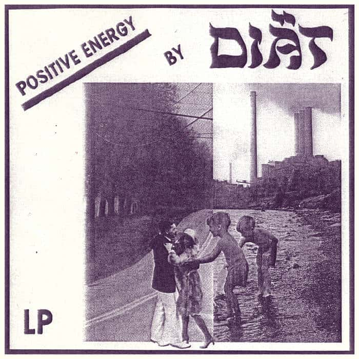 diät positive energy cover