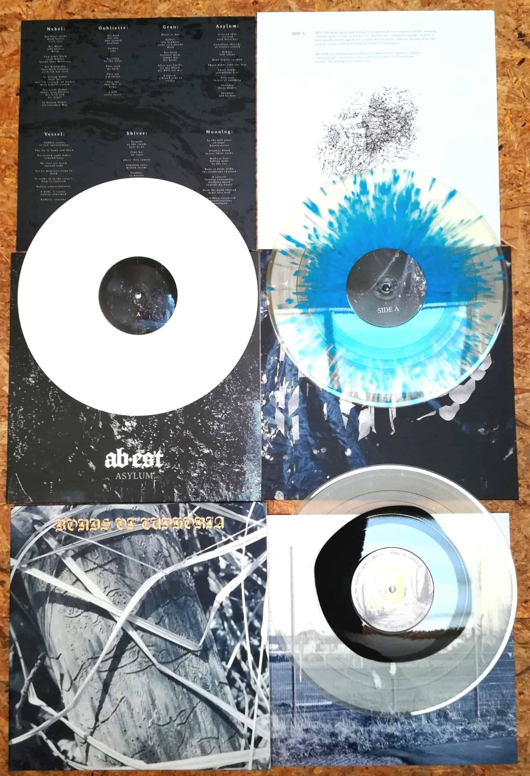 Abest Album Bundle Cover