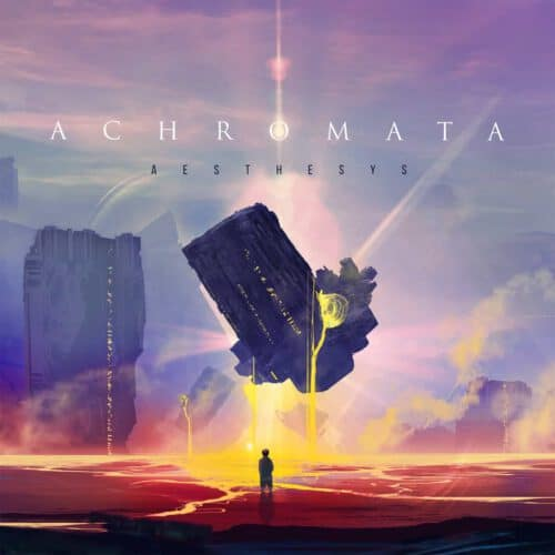 "AESTHESYS ""Achromata"" cover"