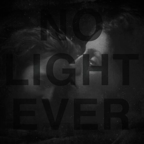 Glacier No Light Ever Cover