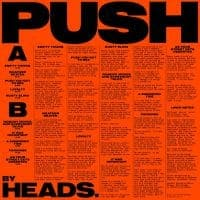 Heads. Push Cover
