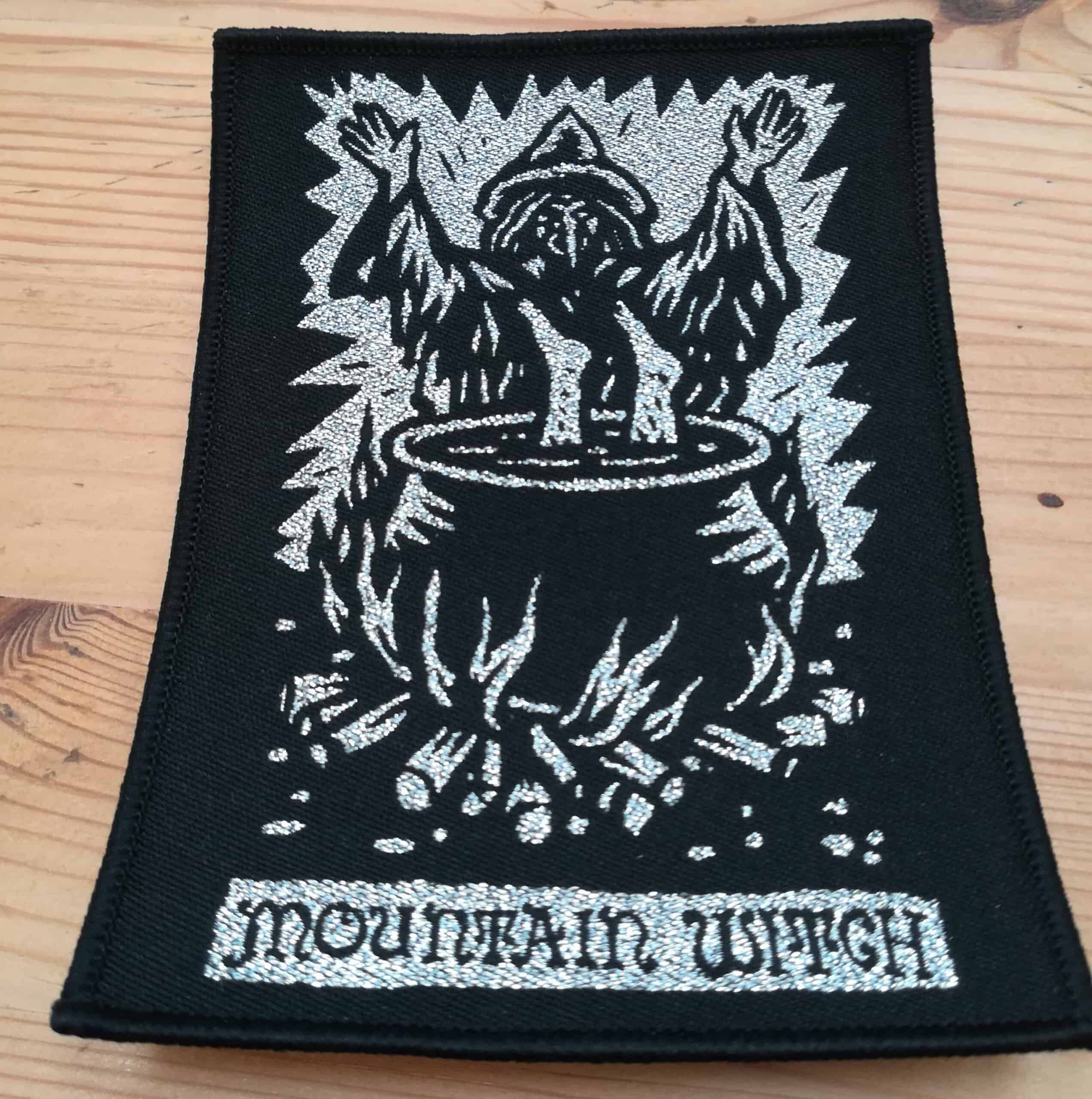 Mountain Witch Hexenkessel Patch