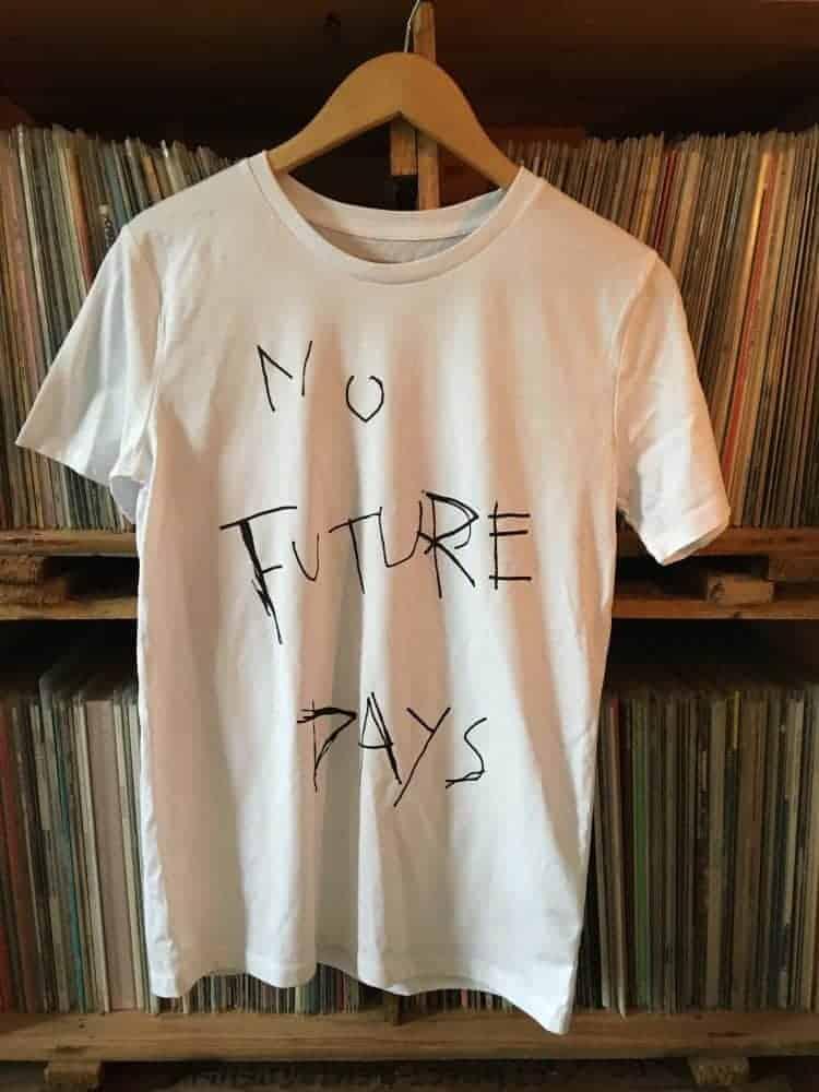 Messer No Future Days Shirt