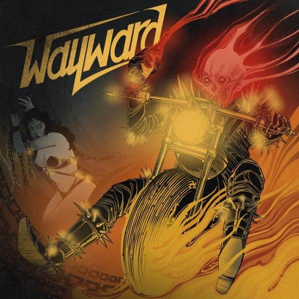 Wayward Album Cover
