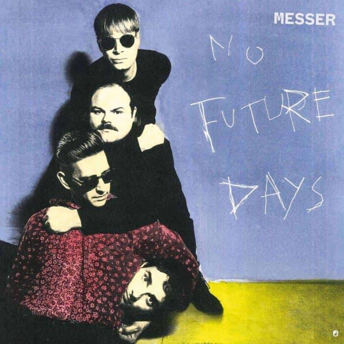 messer no future days cover