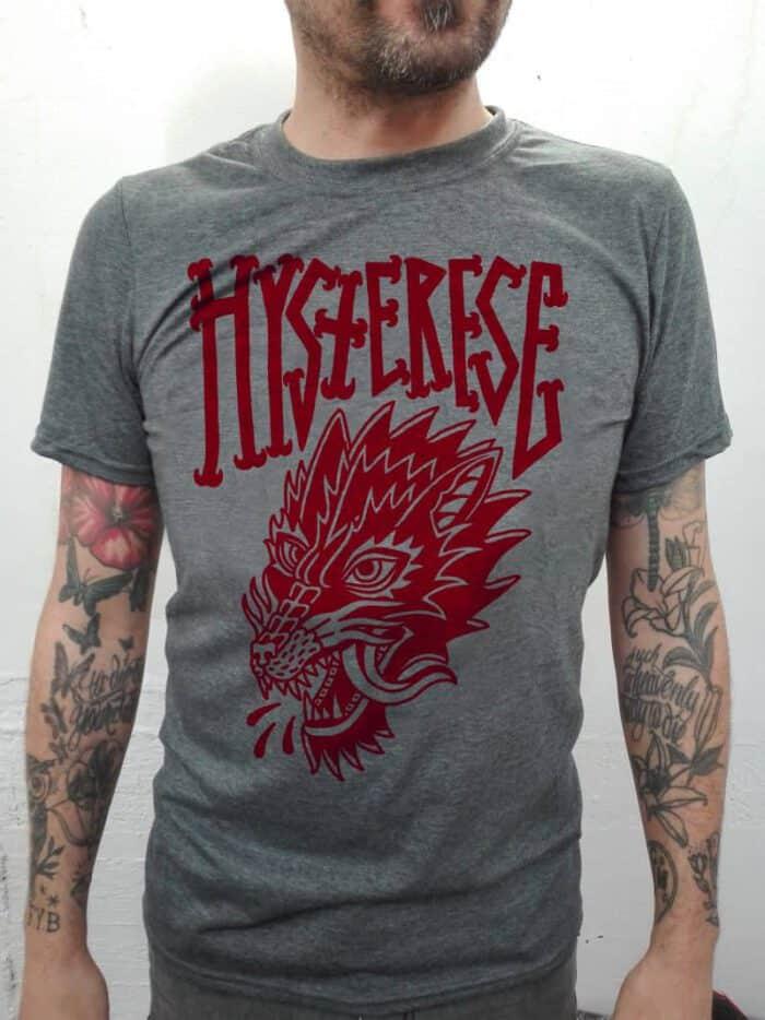 hysterese wolf rot shirt