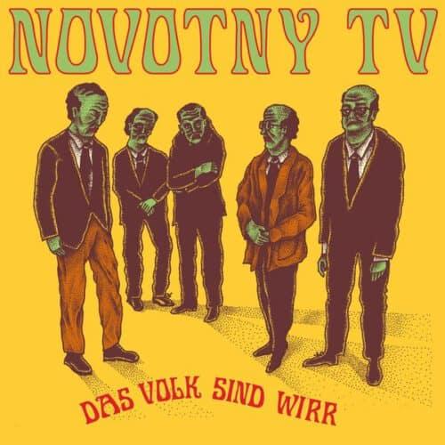 novotny tv das volk sind wirr cover