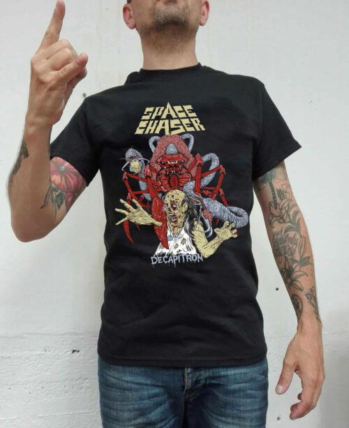 Space Chaser Decapitron Shirt