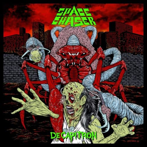 Space Chaser Decapitron