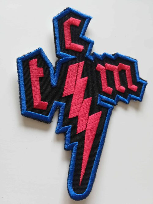 This Charming Man Logo Patch (blue outline)